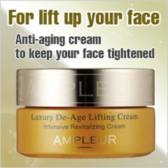 AMPLEUR Luxury De-Age Lifting Cream [Anti-aging lifting skin care cream 30g]