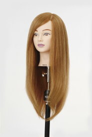 ジェニュイン NBAA アップウィッグ 2 ブロンド 人毛100% ※つむじ有り 髪の長さ::約30cm〜45cm