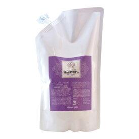 アロマトーク ヘアヴェーダ ボタニカルシャンプー ラベンダー 1000ml 詰め替え アーユルヴェーダ ヘアシャンプー Aroma Talk HAIRVEDA botanical shampoo Lavender 1000ml
