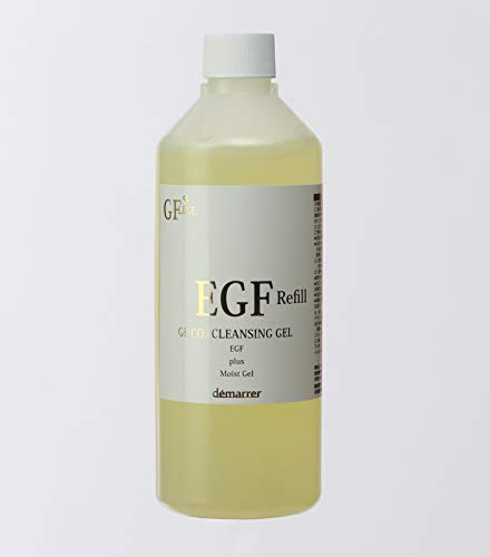demarrer デマレ GF炭酸クレンジングジェル 400g レフィル 詰替用EG 炭酸クレンジング処方成分そのまま