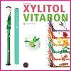 XYLITOL×VITABON/PLAIN kishiritorubitabon/平面新滋味出场电子香烟维生素水蒸气杆尼古丁0.柑油0