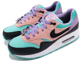 NIKE AIR MAX1 NK DAY GS【HAVE A NIKE DAY】ナイキ エア マックス 1 NK DAY GSSPACE PURPLE/BLACK-BLEACHED CORAL