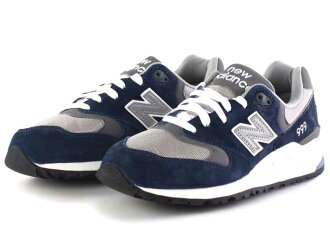 NEW BALANCE ML999NV新平衡ML999NV藏青色灰