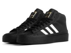 ADIDAS 424 PRO MODEL BLACK/BLACK/WHITEアディダス 424 プロモデル 黒黒白