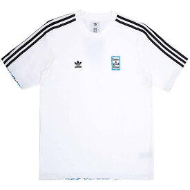 Have a Good Time X adidas HAGT T-Shirt ハブ ア グッドタイム × アディダス メンズ Tシャツ ホワイト