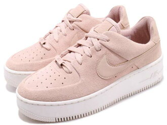 quality design 08a58 2835f NIKE AIR FORCE 1 SAGE LOW Nike air force 1 sage Lorre Dis shoes PARTICLE  BEIGE/PARTICLE BEIGE