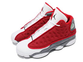 NIKE AIR JORDAN XIII RETRO GSナイキ エア ジョーダン 13 レトロ GS黒赤 Gym Red/Flint Grey/White/Black