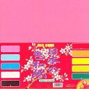 日本の色和紙  京の象 30センチ角おりがみ 大きな和紙折紙 オリガミ宅配便のみで発送