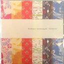 わがみ —AIZUKATA— 会津型 折り紙 喜多方 染型紙 着物柄の折り紙 会津おりがみ 福の鳥