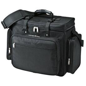 プロジェクターバッグ(15.6インチワイド対応・ブラック) サンワサプライ BAG-PRO4 サンワサプライ