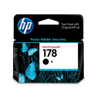 【期間限定価格】【HP純正インク】プリントカートリッジ HP178 黒 CB316HJ