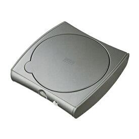 【訳あり 新品】ディスク自動修復機 CD DVD用 研磨タイプ CD-RE2AT サンワサプライ ※箱にキズ、汚れあり