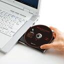 【訳あり 新品】マルチレンズクリーナー 湿式 CD-MDW サンワサプライ ※箱にキズ、汚れあり【ネコポス対応】