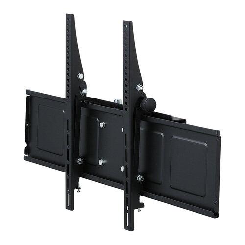 【訳あり 新品】液晶・プラズマディスプレイ用アーム式壁掛け金具(55〜84型) CR-PLKG9 サンワサプライ ※箱にキズ、汚れあり
