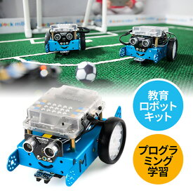 Makeblock mBot(プログラミング・教育ロボットキット・知育ロボット・Bluetooth版) EZ8-MBSET001