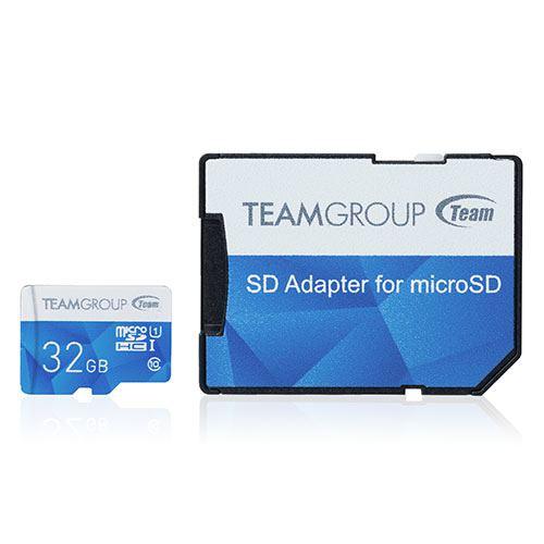 microSDHCカード(32GB・Class10・UHS-I対応・高速データ転送・SDカード変換アダプタ付き) EZ6-MCSD32G【ネコポス対応】
