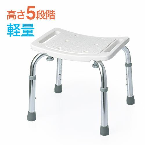 シャワーチェア 介護 風呂 イス シャワー椅子 シャワーベンチ 高さ調節 軽量 入浴用品 介護用品 浴室 敬老の日 EEX-SUPA02A TAISコード 01721-000003