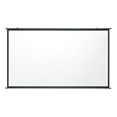プロジェクタースクリーン_100インチワイド(16:9・HD・壁掛け・掛け軸・タペストリー・吊り下げ・収納・大型)