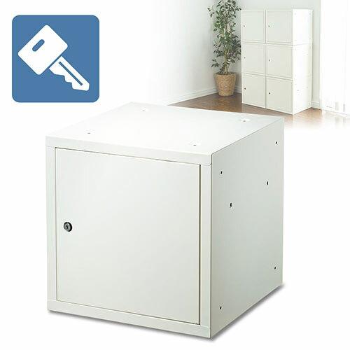 セキュリティボックス 小型 鍵付き 貴重品 書類 A4 ロッカー 積み重ね 連結 オフィス 家庭 格安 棚・ 保管庫 EEX-SLBOX02