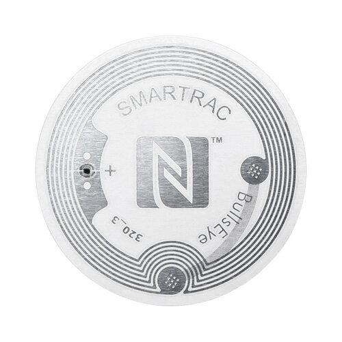 NFCタグ(スマートフォン・タブレット対応・大容量・888byteタイプ・5枚入り) サンワサプライ MM-NFCT2 サンワサプライ【ネコポス対応】