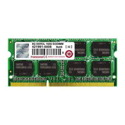Transcend_8GB_ノートPC用増設メモリ_低電圧_PC3-12800(DDR3L-1600)_TS1GSK64W6H