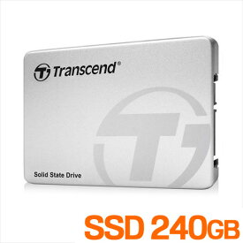 SSD 240GB SATA-III 6Gb/s 2.5インチ 内臓 トランセンド TS240GSSD220S