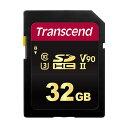 Transcend SDHCカード 32GB Class10 UHS-II V90 TS32GSDC700S【ネコポス対応】