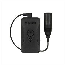 ボディカメラ ウェアラブルカメラ Wi-Fi対応 DrivePro Body 60 TS64GDPB60A トランセンド