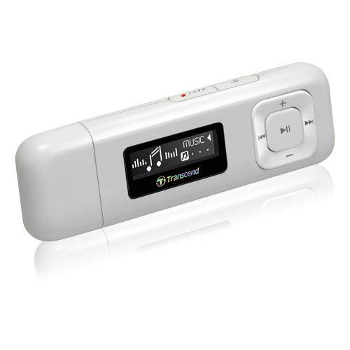 Transcend(トランセンド・ジャパン) MP3プレーヤー T.sonic 330 8GB(FMラジオ搭載) TS8GMP330W【送料無料】