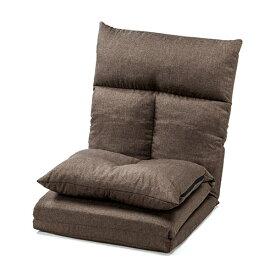 座椅子ベッド(ソファーベッド・1人掛け・リクライニング) EZ15-SNCF013