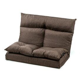 座椅子ベッド(ソファーベッド・2人掛け・リクライニング) EZ15-SNCF014