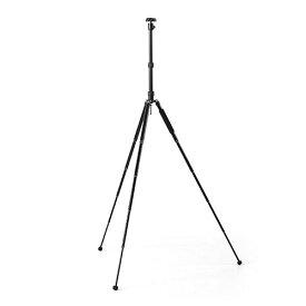 カメラ三脚(5段階伸縮・軽量・コンパクト・俯瞰対応・一眼レフ・ミラーレス・コンパクトデジカメ・ビデオカメラ) EZ2-DGCAM011