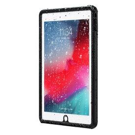iPad 9.7インチ 2018/2017防水耐衝撃ハードケース (防塵・スタンド機能・IP68・ストラップ付) EZ2-TABC019WP