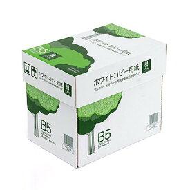 コピー用紙(B5サイズ・500枚×5冊・2500枚・高白色) 300-CP1B5