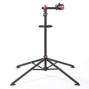自転車メンテナンススタンド ワークスタンド ディスプレイスタンド 118〜200cm 工具トレー付 800-BYWST1