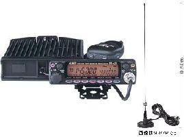 DR-635DV&MR77アルインコ アマチュア無線機 20Wモービルと小型マグネットアンテナのお買い得セットDR-620DV後継