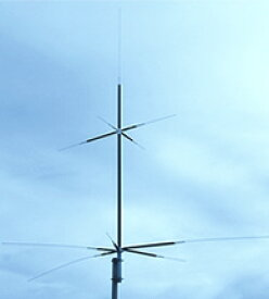 【ポイント5倍】CPVU8 (CP-VU8)第一電波工業(ダイヤモンド)オールバンド(3.5〜430MHz帯)アマチュア無線 GPアンテナ
