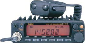 ポイント5倍【送料無料(沖縄県への発送不可)】DR-120DX(DR120DX)アルインコ アマチュア無線機