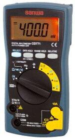 【即日発送】CD771 (CD-771)三和電気計器(sanwa)デジタルマルチテスター
