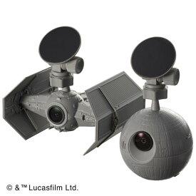 ポイントUP中★スター・ウォーズ STARWARS ドライブレコーダー 前後2カメラ【SW-MS01】