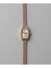 [Rakuten Fashion]ウォッチ トノーフェイス ete エテ ファッショングッズ 腕時計 レッド【送料無料】