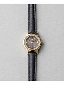 [Rakuten Fashion]ソーラーウォッチ レザーベルト ete エテ ファッショングッズ 腕時計 レッド【送料無料】