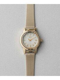 [Rakuten Fashion]ソーラーウォッチ メッシュベルト ete エテ ファッショングッズ 腕時計 レッド【送料無料】