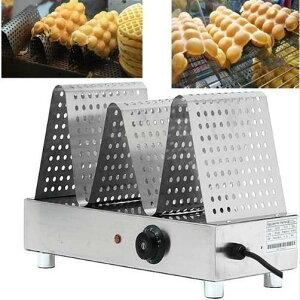 商用電気 ワッフル 保温器 eggettes バブル ワッフル ケーキウォーマー 業務用 110V 国内電圧対応