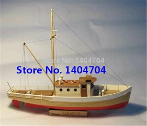 ギリシャ 釣りボート 1849 scモデル 1/50スケール 船 帆船 ヨット 木製 模型 モデルキット プラモデル 組み立て式