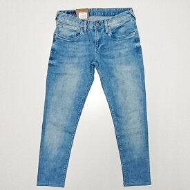 Pepe Jeans LONDON ぺぺジーンズロンドン POWER FLEXデニムパンツ BLUE (ブルー) 新作 メンズファッション ストレッチ スキニー スキニーデニム アンクルパンツ イージーアンクルパンツ 九分丈 デニム ジーンズ