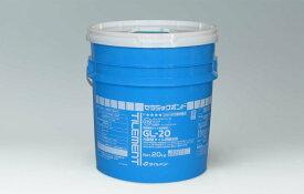 タイルメント 内装タイル用耐水型接着剤 GL-20/20kg