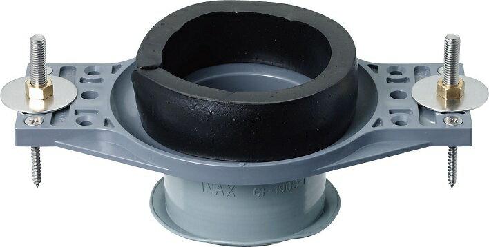 INAX 壁フランジ(75mm)塩ビ管VU・VP75用(樹脂製)CF-23AWP