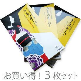 きものキーパー ニュータイプ 3枚セット 送料無料 お買い得 着物 きもの 保存用品 着物と帯 2点入ります【サイズ 長:約97.0cm 巾:約43.0cm】