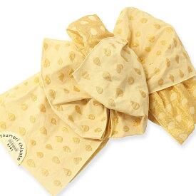 子供浴衣帯 兵児帯 ツモリ チサト しずく白ラメ tsumori chisato kids obi こども用ゆかた帯 子ども用